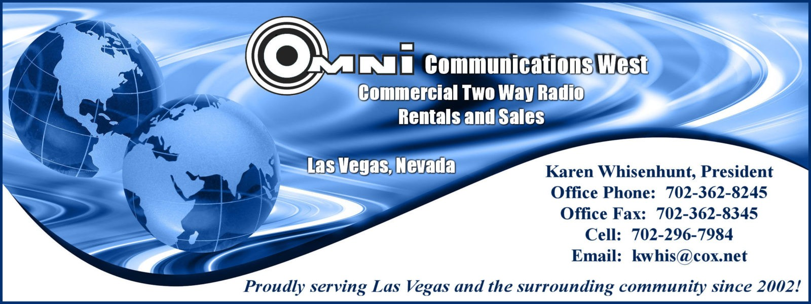 OMNI Communications West