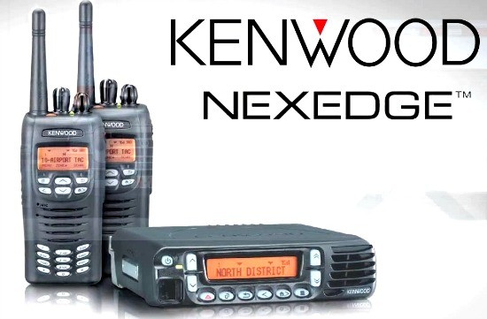 Kenwood NexEdge Portable and Mobile Radio