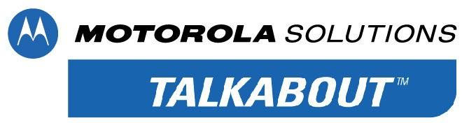 Motorola Solutions - Talk About Logo