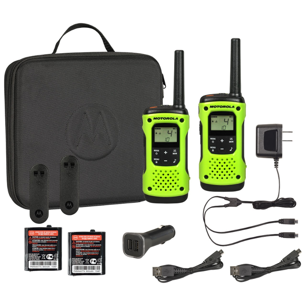 Motorola Talk About FRS/GMRS, TK605 Pack